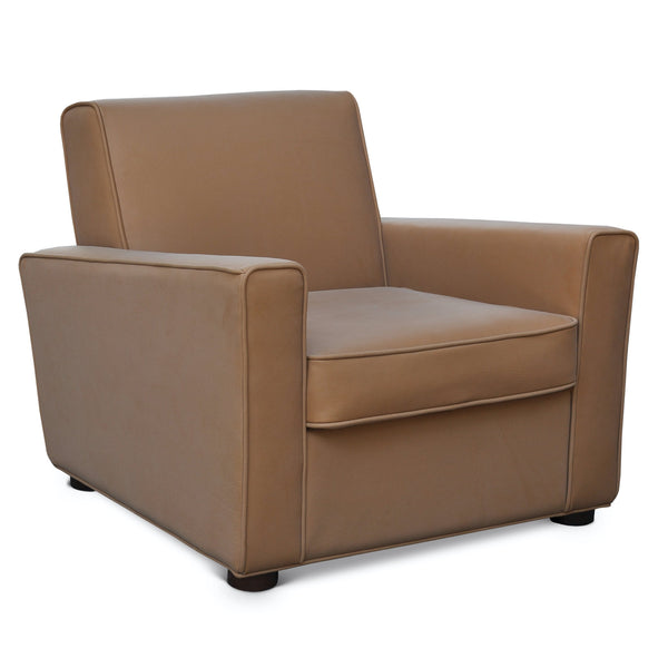Urbia Malcolm Club Chair, Lama