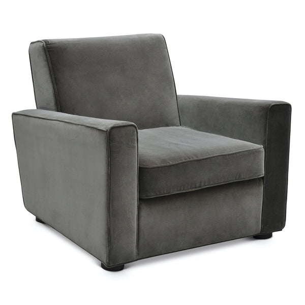 Urbia Malcolm Club Chair, Cypress