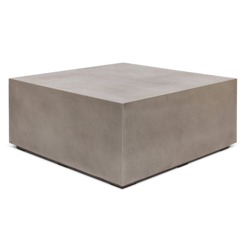 Bloc Square Coffee Table by Urbia
