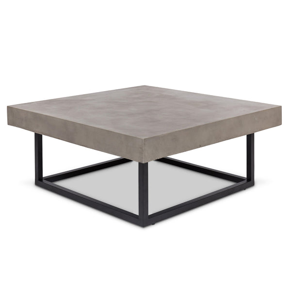 Urbia Miami Coffee Table, Dark Grey