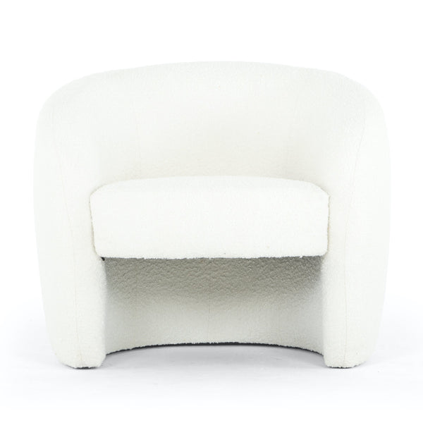 Urbia Blythe Accent Chair in White