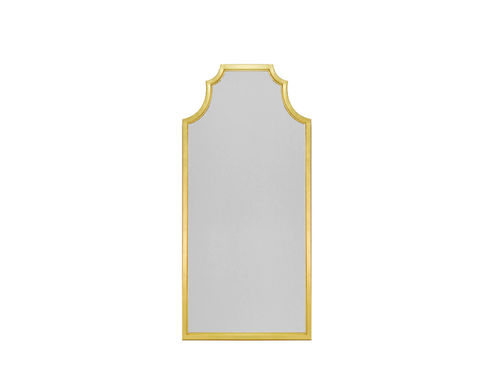 Worlds Away Finley Mirror