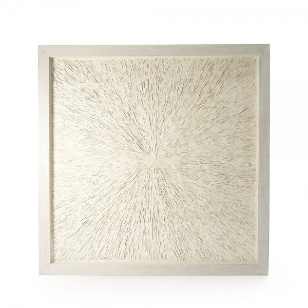 Zentique Abstract Paper Framed Art