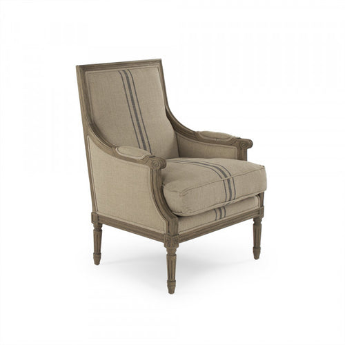 Zentique Louis Club Chair