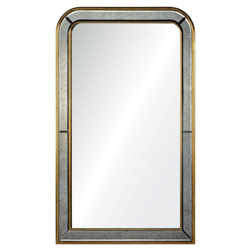 Distressed Wall Mirror by Barclay Butera for Mirror Image Home