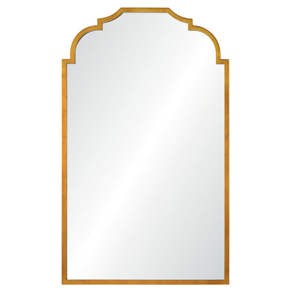 Barclay Butera for Mirror Image Arc de Triomphe Wall Mirror, Gold