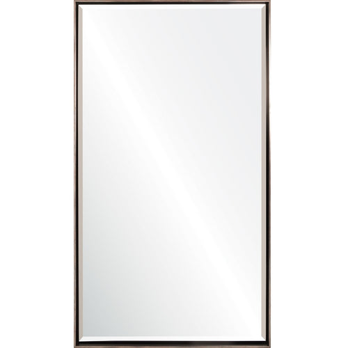 Mirror Image Home, Barclay Butera Alloy Gunmetal Wall Mirror
