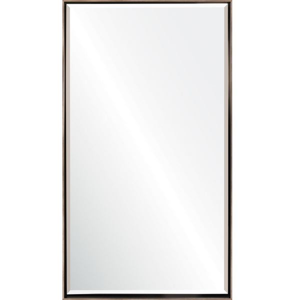 Barclay Butera for Mirror Image, Alloy Champagne Wall Mirror