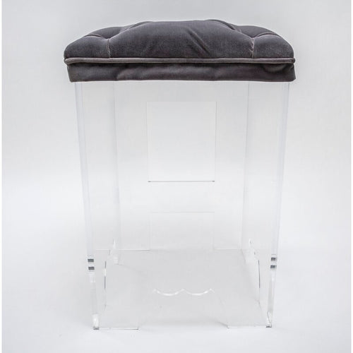 Jamie Dietrich Bella Acrylic Counter Stool