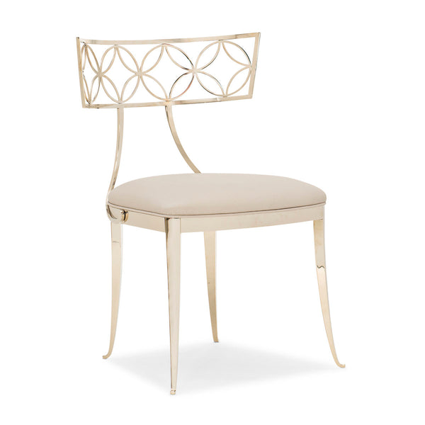 Royal Klismos Dining Chair by Caracole