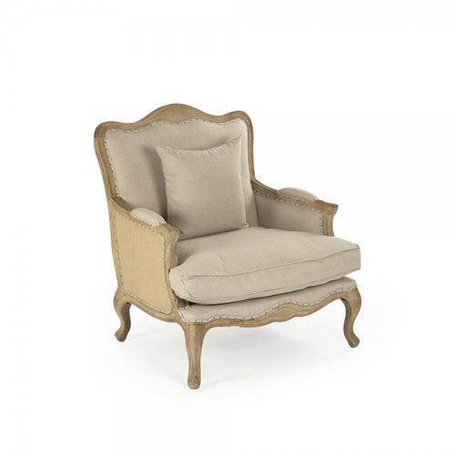 Zentique Belmont Club Chair