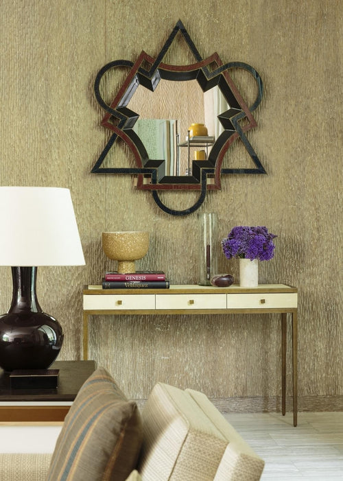 Terry Wall Mirror by Michael S. Smith for Mirror Image Home