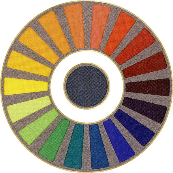 ACM Color Wheel Art by Natural Curiosities
