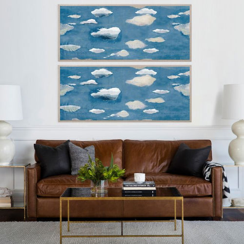 Natural Curiosities Paule Marrot Cloudscape Art, Large