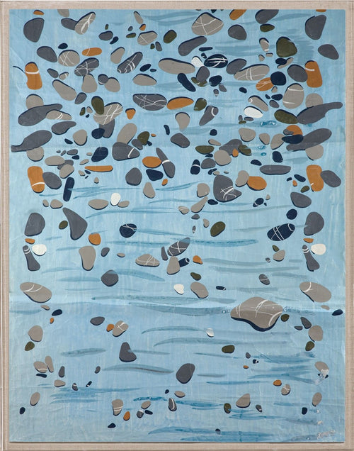 Natural Curiosities Stones Art by Paule Marrot
