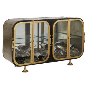 Bobo Intriguing Objects Porthole Console Table