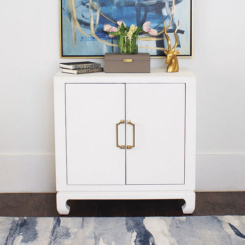 Worlds Away Renwick Cabinet