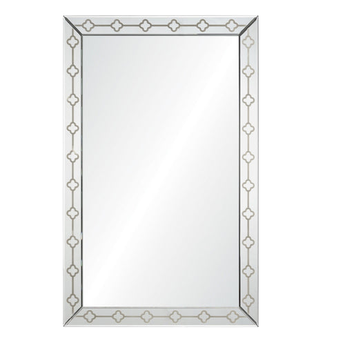 Suzanne Kasler for Mirror Image Home,  Inlay Wall Mirror