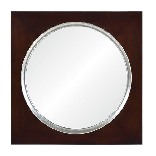 Square  Wall Mirror by Suzanne Kasler for Mirror Image Home