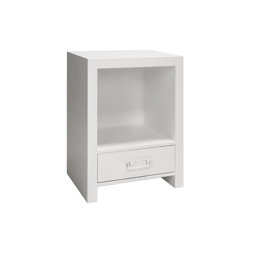 Worlds Away Winnie Side Table