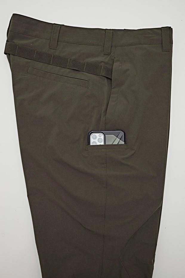 BJG Course Pants w/Molle/OLIVE/BGW-P40