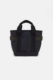 Basic Course Tote Bag - Cordura/BLK×OLV/BGB-L03