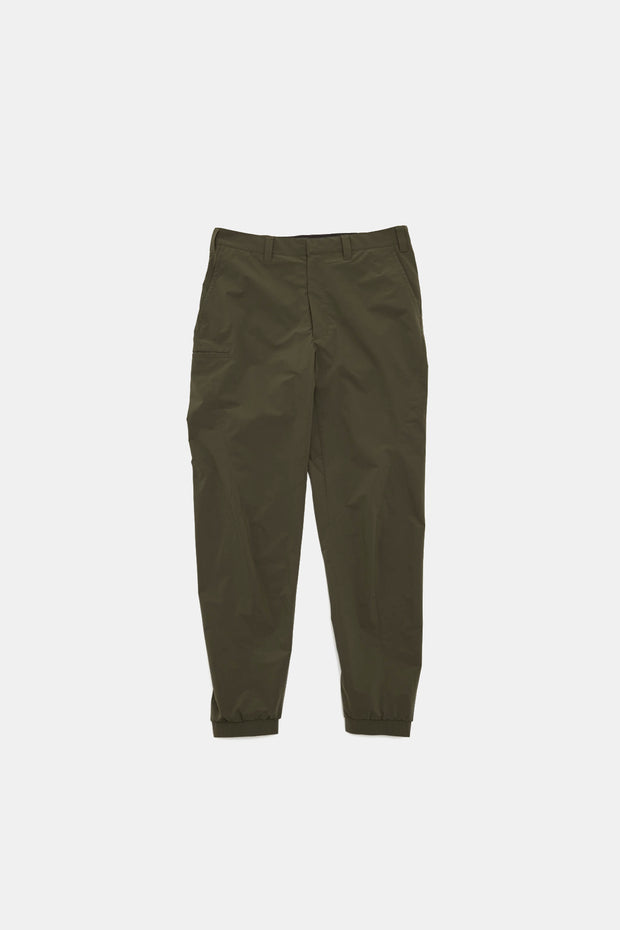 Stretch Course Jogger/OLIVE/BGW-P35