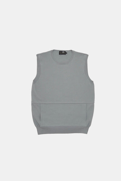 Solotex Stretch C/N Vest/GRAY/BGW-S39