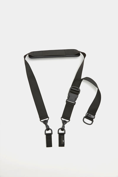 BJG Shoulder Strap w/Pad/BLACK/BGA-A96