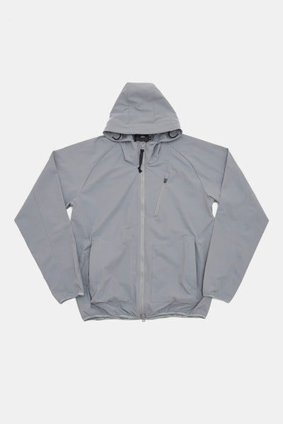 2way Stretch Hooded Jacket/GRAY/BGW-J30