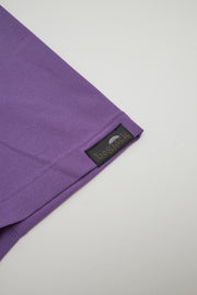 S/S Snap Polo/PURPLE/BGW-K32