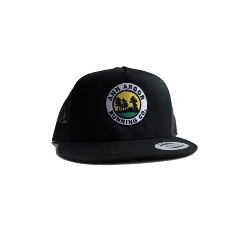 AARC Trucker Cap Black