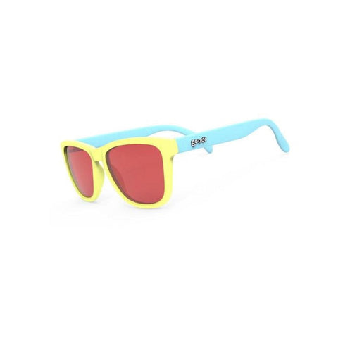 GOODR SUNGLASSES PINEAPPLE PAIN KILLERS