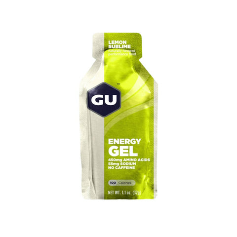 GU Energy Gels Lemon Sublime