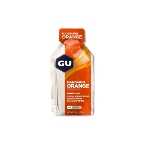 GU Energy Gels Mandarin Orange