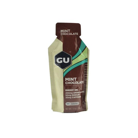 GU Energy Gels Mint Chocolate