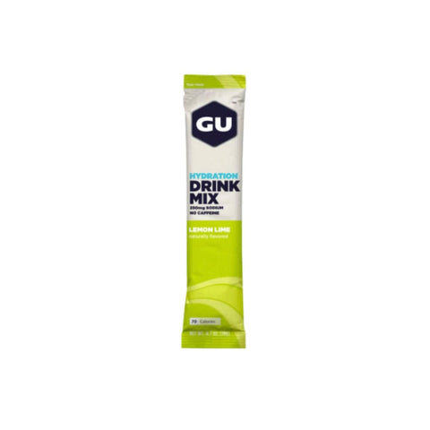 GU Lemon Lime Drink Mix