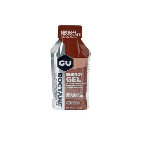 Gu Energy Gels Sea Salt Chocolate Roctane