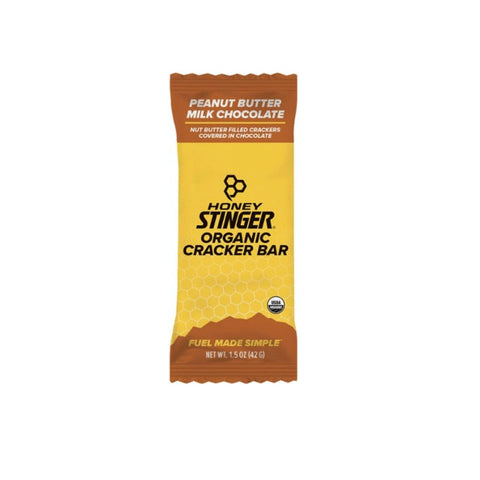 Honey Stinger Cracker Nut Bar Peanut Butter