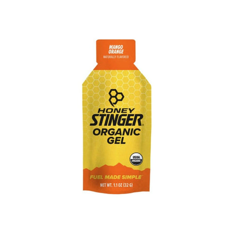Honey Stinger Gels Mango Orange