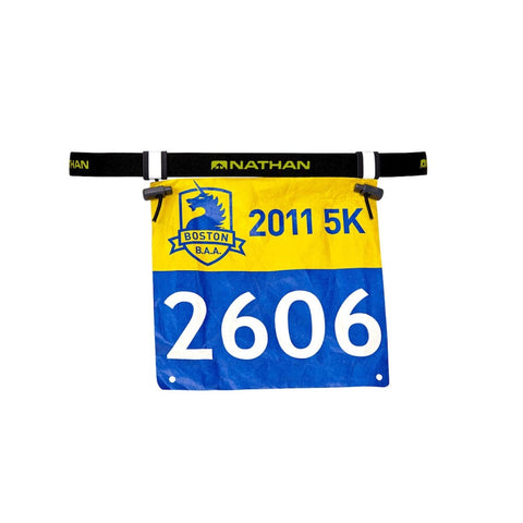 Nathan Sports Race Number Belt