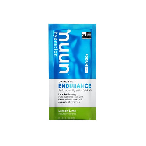 Nuun Lemon Lime Endurance