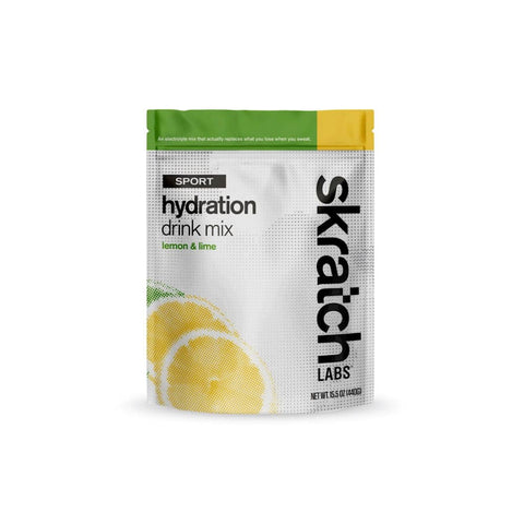 Skratch Sport Drink Lemon
