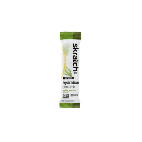 Skratch Sport Drink Matcha Green Tea Lemon