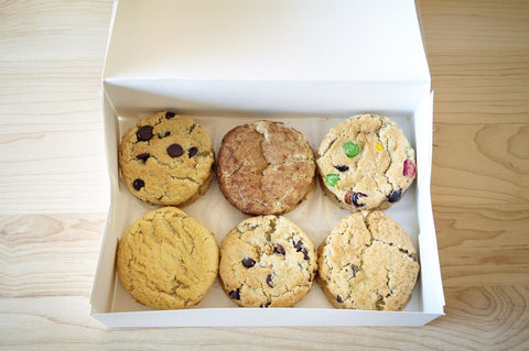 Bakery Box of Cookies - 12 Cookies