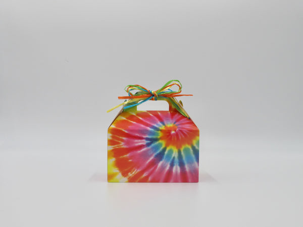 Tie-dye Box with 8 Cookies