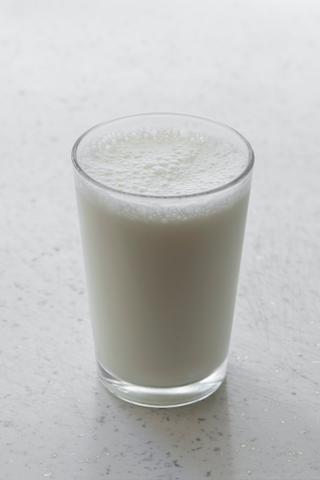 Small milk 8 oz.