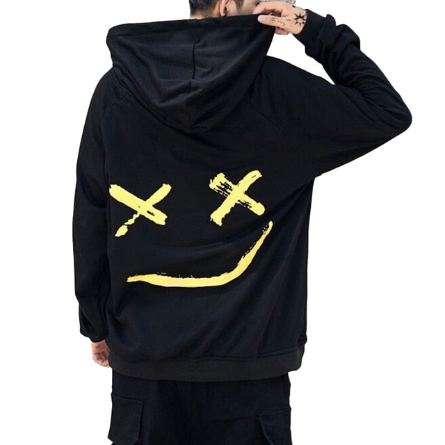 Smile Face Hoodie