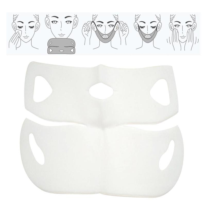 3x V-Shaper Mask[1Qty=3 pcs]