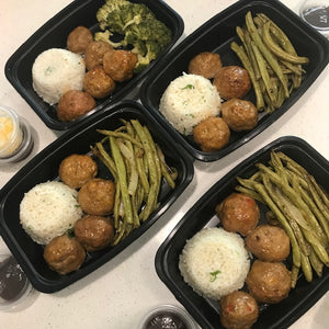 Basic Modified Prep - Monthly Subscription - Breakfast and Lunch Only